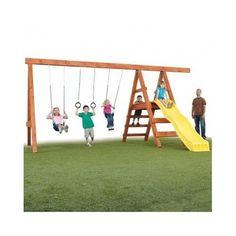 Swing-Set-Hardware-Custom-Playset-Kit-Accessories-Playground-Backyard-DIY-Wood