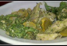 Fast Paleo » Creamy Green Goddess Chicken and Broccoli