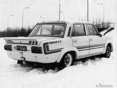 Polski Fiat 125p 2000 GTJ – W wersji ulicznej