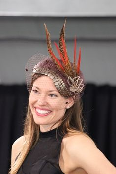 Hats off to Adelaide Race Day - The Millinery Association of Australia - Millinery Association of Australia Race Day, Racing, Australia, Lunch, Bridal, Hats, Design, Fashion, Running