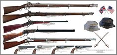 Images For > Civil War Rifles And Muskets