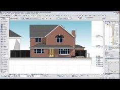 ▶ ArchiCAD Tutorials - elevations hatch - YouTube