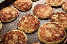 Lemon-Ricotta Pancakes Recipe