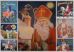 Sinterklaas illustraties