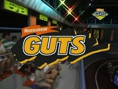 """Remember Nickelodeon """"Guts""""? 