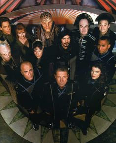 Babylon 5 - season 4