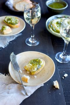This Thyme Pistachio White Bean Dip with the Thyme Pistachio Pesto is a flavorful and uniqueappetizer. The goat cheese andpistachiois a perfect match.
