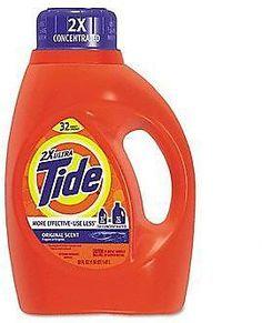 Procter & Gamble Ultra Liquid Tide Laundry Detergent Plus $15.99 Back In Points