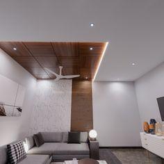Home Ceiling, Modern Ceiling, Ceiling Decor, Interior Concept, Modern Interior, Living Area, Living Room, Find Your Match, False Ceiling Design