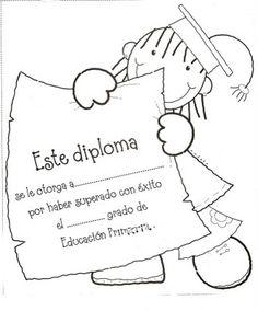 diplomas22 Orla Infantil, Orlando, Graduation Cards, Graduation Frames, Coast, Place Card Holders, Children, Kids, School