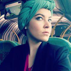Some of my recent turban variations   October 13   Paris