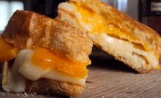 Cook Thomas Keller's Incredible Grilled Cheese | Guy Gourmet | MensHealth.com