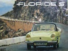 renault caravelle 1964 pub - Bing images
