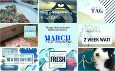 March Post Roundup |