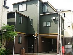 東京都品川区の外壁塗装・屋根塗装工事の施工後