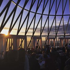 Searcy's Restaurant at the Gherkin