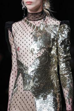 Сон под крыльями эльфов: вышивка в коллекциях Alexander McQueen - Ярмарка Мастеров - ручная работа, handmade