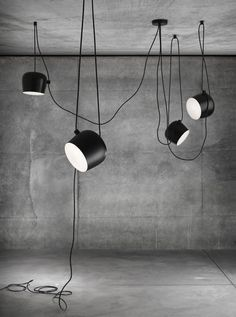 \\ Aim lamp by Ronan and Erwan Bouroullec for Flos