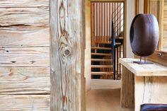 Bois, fer & design Divider, Furniture, Design, Home Decor, Mountain, Iron, Woodwind Instrument, Decoration Home, Room Decor