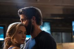John Krasinski and Emily Blunt on A Quiet Place, Parenting and Their One True Movie Obsession