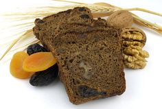 Bread with fruit Bread Recipes, Cookie Recipes, Brown Bread Recipe, Sweet Bread, Crackers, Buns, Soda, Dinner Ideas, Breads