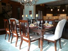 Asian Dining Room by Shanghai Green Antiques
