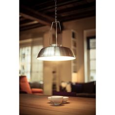 Brindisi hanglamp - staal