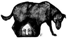 Ghobad Shiva illustration