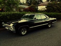 Is there anything sexier that this car? The answer is no. '67 Chevy Impala