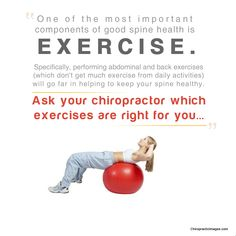 Exercise Is Good For Health Of Spine. To Know More Visit Us Tebby Chiropractic and Sports Medicine Clinic — in Charlotte, NC, United States. Trigger Point Therapy, Spine Health, Neck And Back Pain, Best Doctors, Chiropractic Care, Relaxation Techniques, Back Exercises, Sports Medicine, Daily Activities