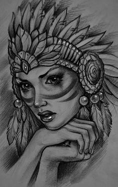 Photo - Photo Photos d'Ilya Kharitonov – 3 454 photos Pencil Art Drawings, Cool Art Drawings, Art Drawings Sketches, Tattoo Sketches, Tattoo Drawings, Chicano Art Tattoos, Chicano Drawings, Body Art Tattoos, Face Tattoos