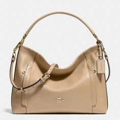 COACH Scout Hobo In Pebble Leather. #coach #bags #shoulder bags #leather #hobo #
