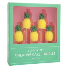 Toss out those boring old cake candles and use these ones instead! They're perfect for any birthday! 5 PK