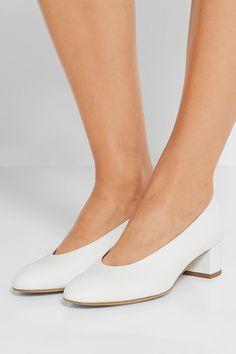a414b00af5c6 Mansur Gavriel - Ballerina leather pumps