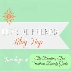 Let's Be Friends Blog Hop