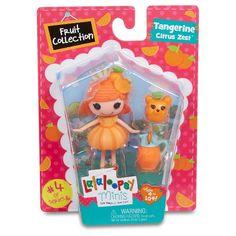 Mini Lalaloopsy Doll- Tangerine Citrus Zest : Target