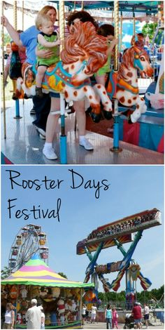 Head to the Rooster Days Festival in Broken Arrow with 20,000 sq ft of rides, food, attractions, games and more. There is plenty for children to enjoy as well as live entertainment and a parade.