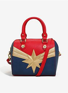 2ce364722110 Let the universe know you mean business, Ms. Marvel! Look fly with this