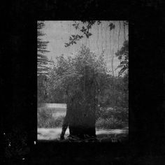 Grouper – Ruins  Nearly all of Grouper's album covers have been in black and white, but they've proven to be perfect visual counterparts to her lo-fi, dream-like soundscapes. The cover to her latest album Ruins is no exception, an eerie black and white photo of Liz Harris through a murky, rain-streaked window.
