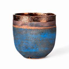 Robin Welch 'Round Pot, Bronze Top'