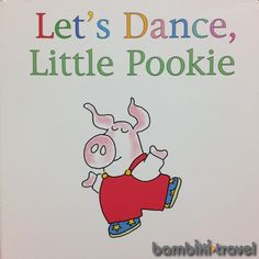 Book Review: Let's Dance, Little Pookie | Bambini Travel