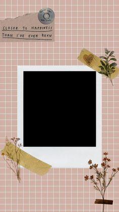 on Iphone hintergrundbild in 2020 Polaroid Picture Frame, Polaroid Pictures, Picture Templates, Photo Collage Template, Collage Photo, Collage Ideas, Birthday Post Instagram, Polaroid Template, Instagram Frame Template