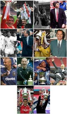 Who were the last seven men to win the FA Cup as both Players and Managers? | My Football Facts Bill Nicholson, Joe Mercer, Bobby Robson, Matt Busby, Harry Redknapp, Ruud Gullit