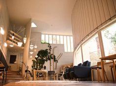 Alvar Aalto's private studio,Helsinki; 2011 by LeventMagic
