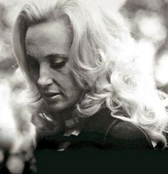 Tammy Wynette, The First Lady of Country  May 5, 1942 - April 6, 1998  This country music icon co-wrote her biggest hit, Stand by Your Man