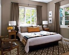 Expand Your Horizons: Beds In Front Of Windows | Apartment Therapy
