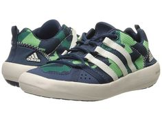 adidas Outdoor Kids Climacool Boat Lace (Little Kid/Big Kid)