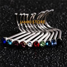 Lip Jewelry, Nose Ring Stud, Man Women, Punk Fashion, Studs, Piercings, Cufflinks, Jewelry Watches, Lips
