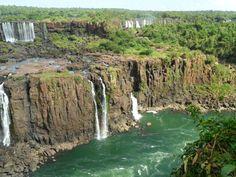 Cataratas del Iguazú - Misiones