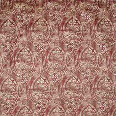 Warwick Fabrics : FORTUNY, Colour SIENNA
